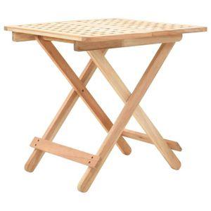 Table pliante 50x50 - Achat / Vente pas cher