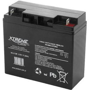 BATTERIE D'ALARME Batterie Gel rechargeable 12V 17Ah Xtreme sans ent