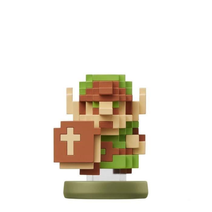 Figurine Amiibo Link Pixel (The Legend of Zelda) The Legend of Zelda