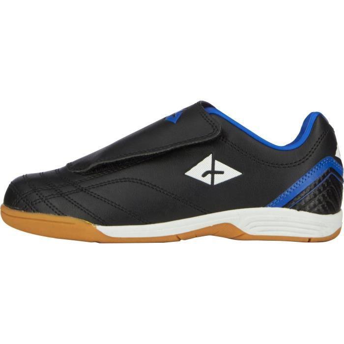 Athli-Tech Chaussures stabilisées JR - Noir Noir - Chaussures Football