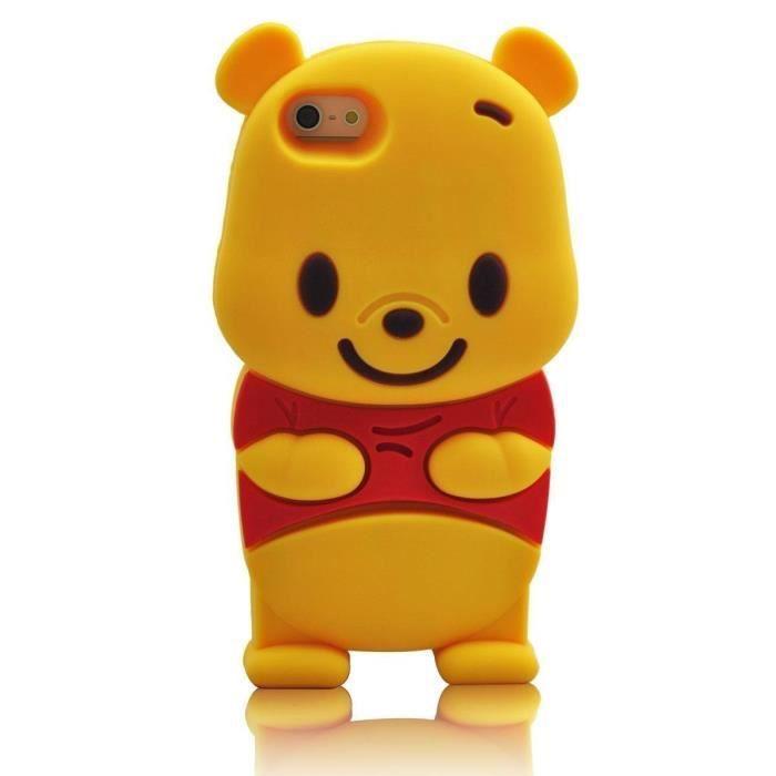coque iphone 6 winnie lourson
