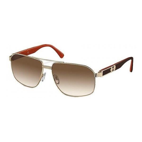 BALDESSARINI 1110 B Doré - Achat   Vente lunettes de soleil Homme ... f28a2fff6e83