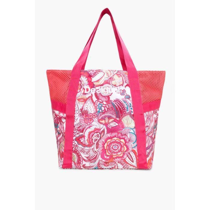 be9552e3f4710 Sac Desigual Shopping Bag - Prix pas cher - Cdiscount