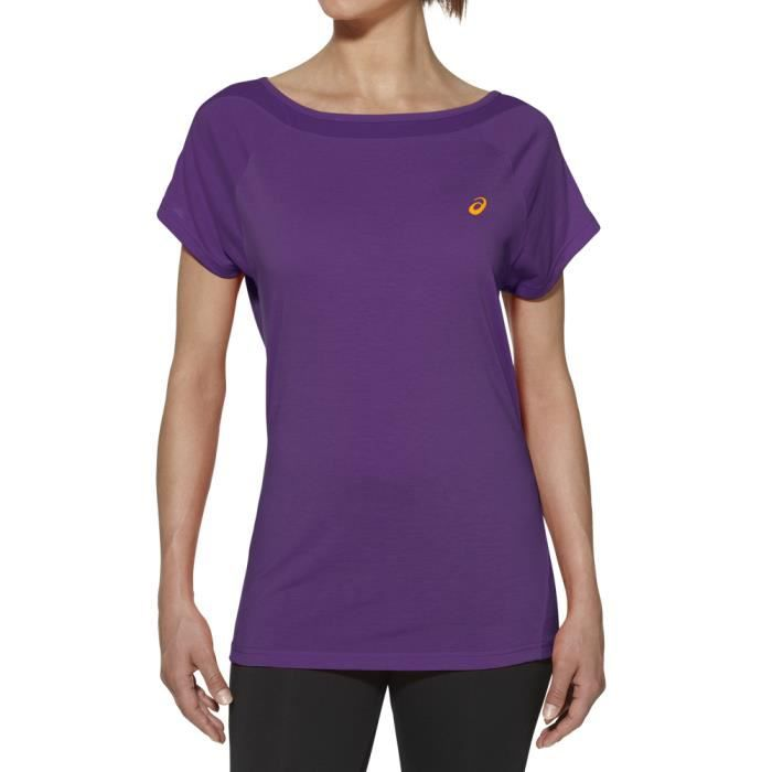 Tee shirt manches courtes Asics Styled Tee