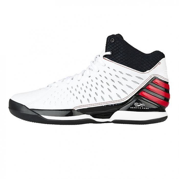 Adidas D ROSE 773 LIGHT Micoach comp basketball Blanc