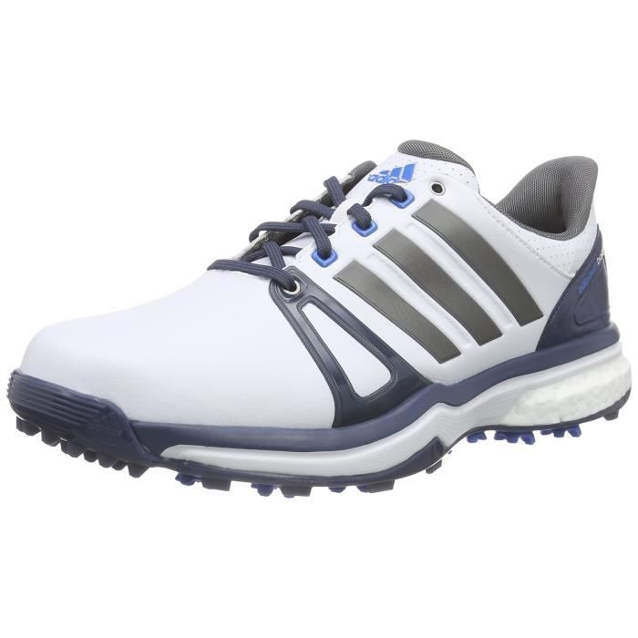 new product 1cecc 8a373 Adidas Adipower Boost 2 Chaussures de golf pour hommes, multicolores, 8  Royaume-Uni EG4N1