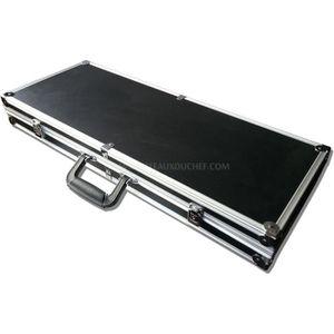 malette couteaux de boucher achat vente malette couteaux de boucher pas cher soldes d s. Black Bedroom Furniture Sets. Home Design Ideas
