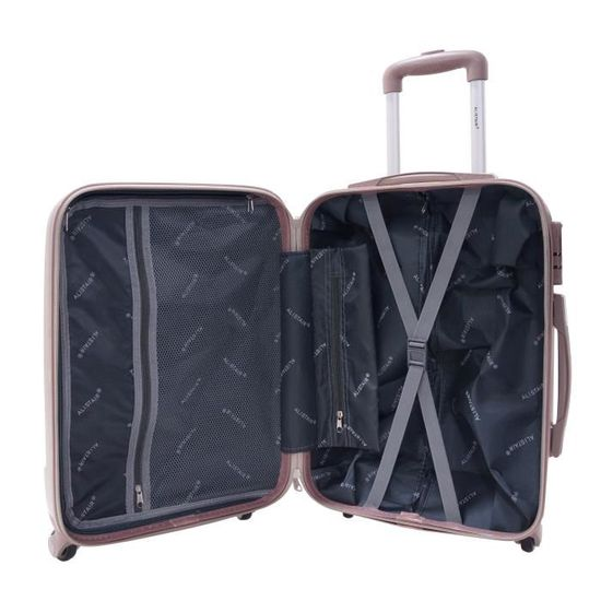 55cm Valise Cabine 4 Ultra Abs Leger Alistair Airo Taille 8nkXNOP0w