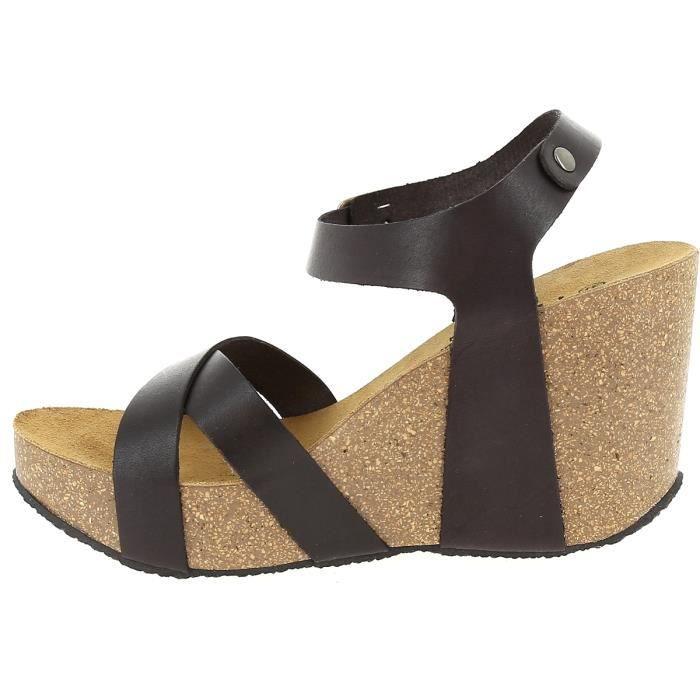 PLAKTON et nu et nu Sandales pieds pieds FINE Sandales I 0wC6qnCO