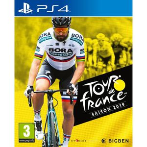 JEU PS4 Tour de France 2019 Jeu PS4
