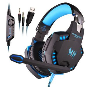 CASQUE - ÉCOUTEURS (Casque Gaming) Aihontai G2100 Headset Gaming Head
