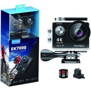CAMÉRA SPORT AKASO EK7000 Ultra HD 4K WIFI Sports Action Caméra