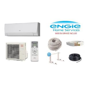 PIÈCE CHAUFFAGE CLIM Pack climatisation ATLANTIC ASYG 7 LLCE 2KW + Kit