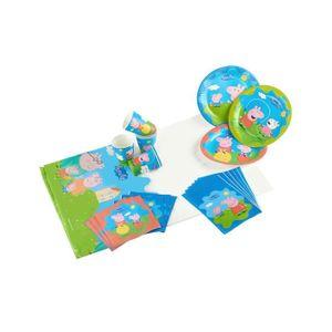 Piñata Kit d'anniversaire Peppa Pig - 25 pièces