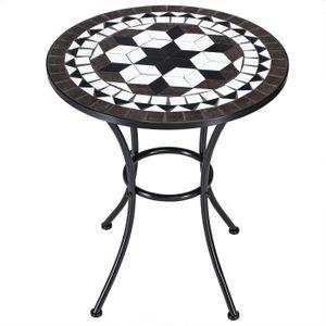 Table jardin mozaique - Achat / Vente Table jardin mozaique pas cher ...
