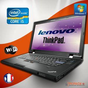 PC RECONDITIONNÉ LAPTOP - ORDINATEUR PORTABLE Lenovo ThinkPad L520