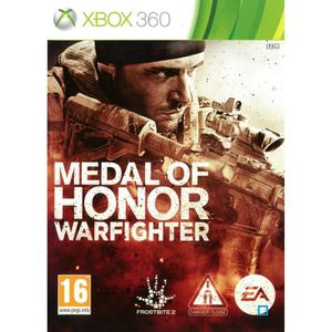 JEUX XBOX 360 MEDAL OF HONOR WARFIGHTER / Jeu console XBOX 360
