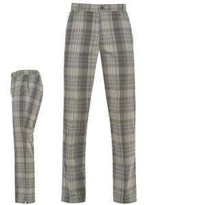 PANTALON DE SPORT Slazenger Pantalon De Golf Carré Hommes