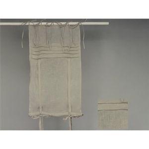 rideau 45 cm largeur achat vente rideau 45 cm largeur. Black Bedroom Furniture Sets. Home Design Ideas