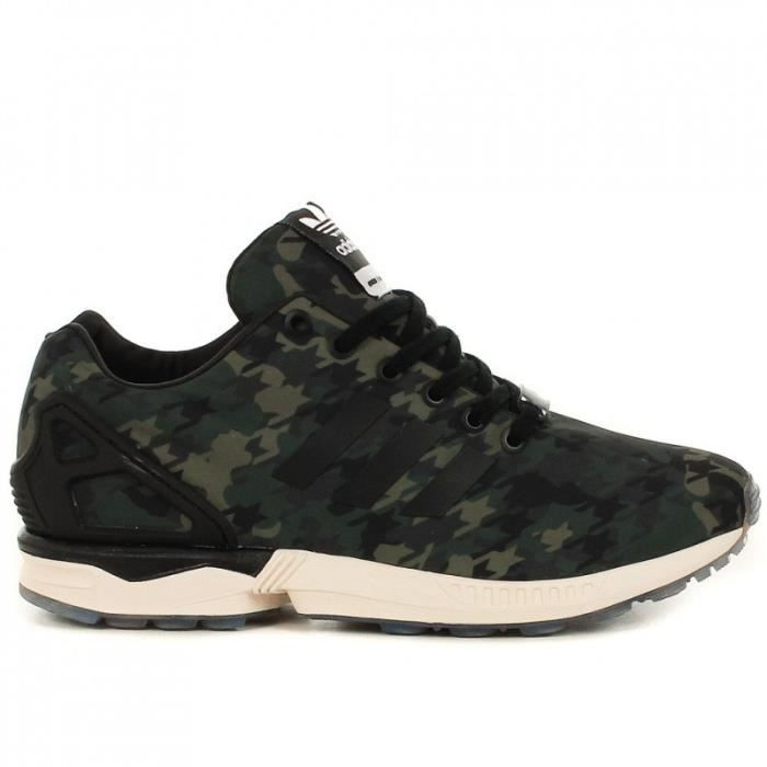 adidas zx flux camouflage homme