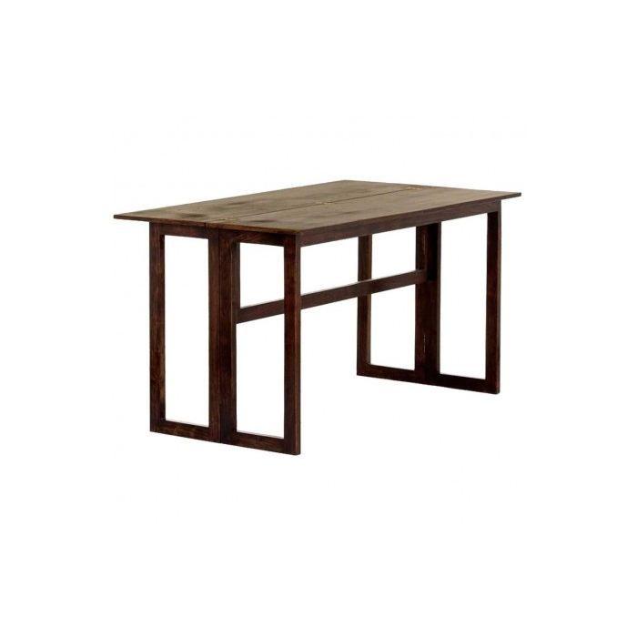 table console extensible pliante x p de achat. Black Bedroom Furniture Sets. Home Design Ideas