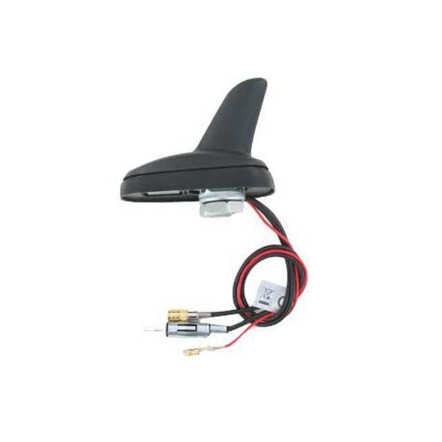 ant744 antenne aileron de requin amplifiee dab fm 16v. Black Bedroom Furniture Sets. Home Design Ideas