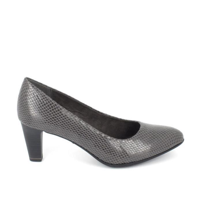 Chaussure de ville JANA Escarpin 22401 Gris ClVA3Ob
