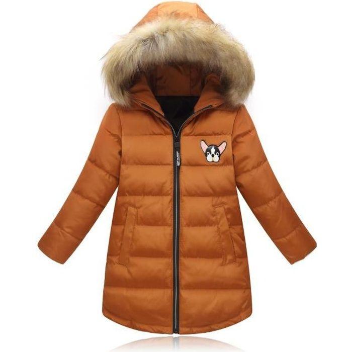 Veste Fille Manteau Garçon D'hiver Chauds Enfants Hiver w6qgT7SS