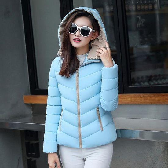 Chaud Femmes Pardessus Jacket Pageare4216 Slim Épais Manteau D'hiver AHqwH87