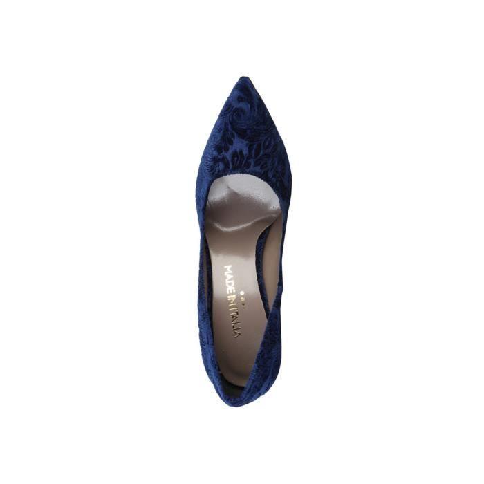 Made in Italia - Escarpin pour femme (CHIARA_BLU) - Bleu