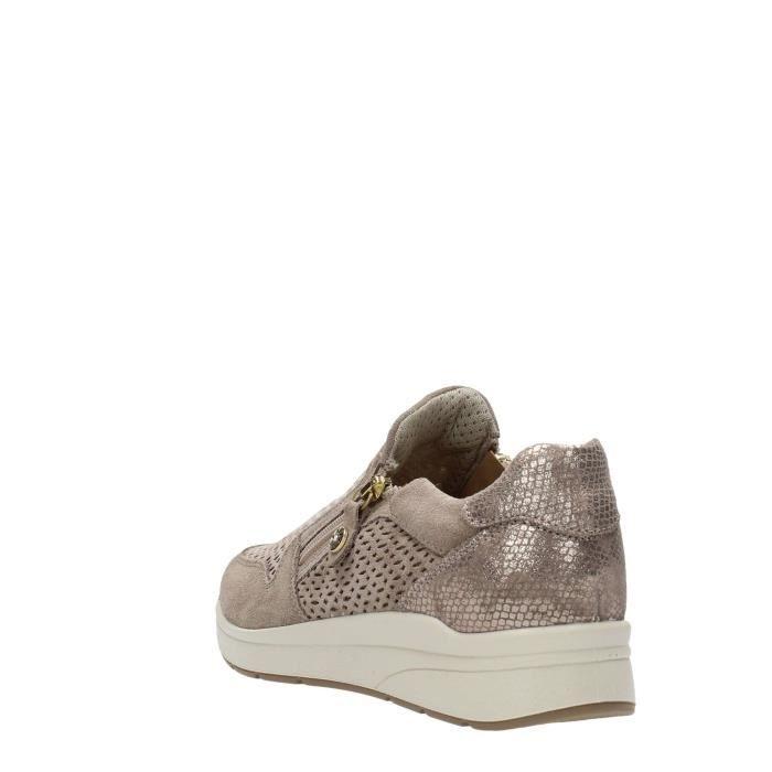 Enval Sneakers Femme Vison, 37