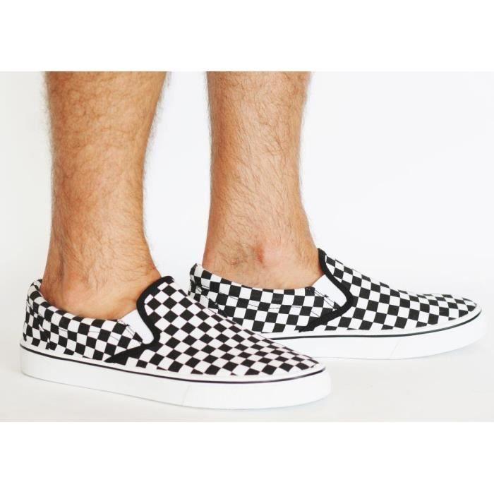 Gore Slip-on Casual Sneaker E9TC8 Taille-44 1-2