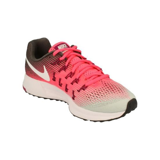 on sale e0eae b9e36 Nike Air Zoom Pegasus 33 Femme Running Trainers 831356 Sneakers Chaussures  603 - Prix pas cher - Cdiscount