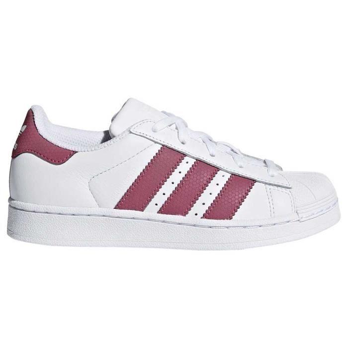 Chaussures enfant Chaussures de tennis Adidas Originals Superstar C kOQrey