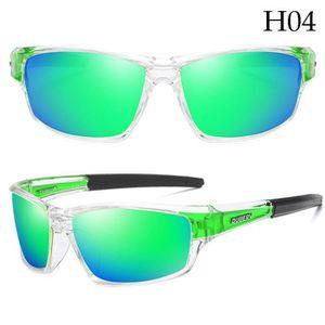 LUNETTES DE SOLEIL Hommes sport Polarisé Uv400 Des lunettes de soleil