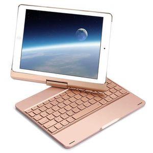 CLAVIER D'ORDINATEUR MAD GIGA Clavier Bluetooth iPad 9.7,Apple iPad Hou