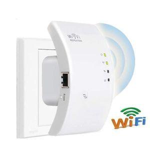 POINT D'ACCÈS Répéteur WiFi Longue portee Extenseur sans Fil Amp