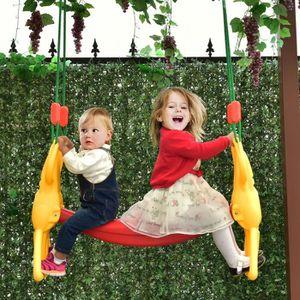 BALANÇOIRE - PORTIQUE Balançoire et Portique Bébé Balançoire Enfant avec