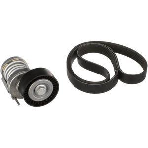 COURROIE TRAPÉZOÏDALE GATES Kit courroie d'accessoire Micro V K036PK1078