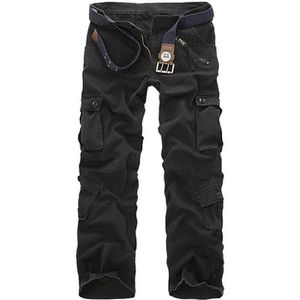 a83ac4ac5c56c PANTALON Pantalon Cargo Hommes Outdoor Casual Style Droit P
