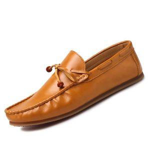 BATEAUX Chaussures Homme Bateau en daim Chaussures de vill