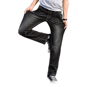 JEANS Jeans Hommes délavé Mode Casual Jeunes Pantalon Dr