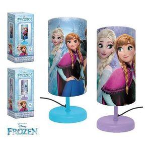 lampe la reine des neiges achat vente pas cher. Black Bedroom Furniture Sets. Home Design Ideas