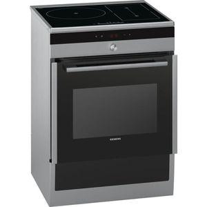 CUISINIÈRE - PIANO Cuisinière induction 60cm SIEMENS HA857580F