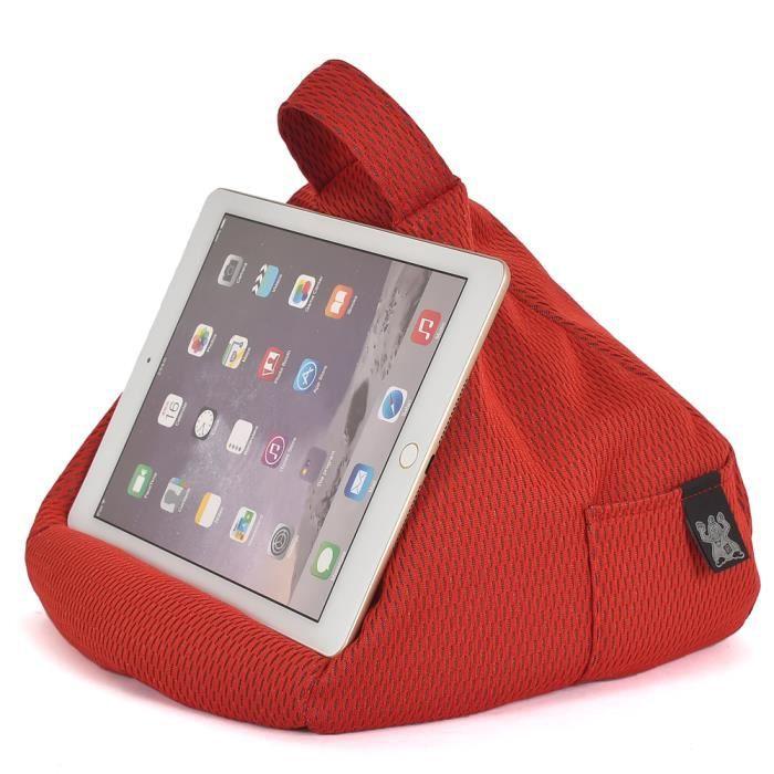 Coussin de support iBeani pour iPad, tablettes et livres