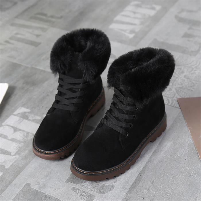 Botte Des Neiges De Marque De Luxe Chaussures De Marque De Luxe