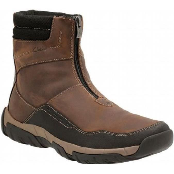 Clarks Walbeck Rise Waterproof Boot TU2EX Taille-41