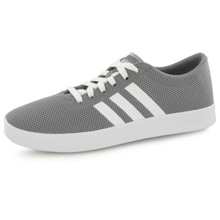 new arrivals ce0c0 f2699 BASKET Baskets Adidas Easy Vulc 2.0. Adidas Easy Vulc 2.0 Gris Chaussures