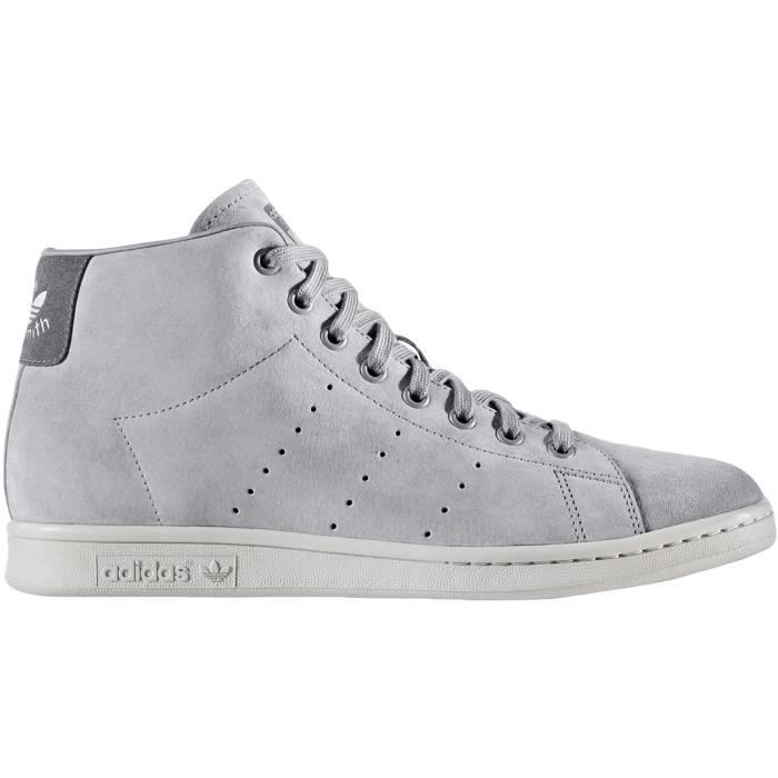 adidas homme grise stan smith