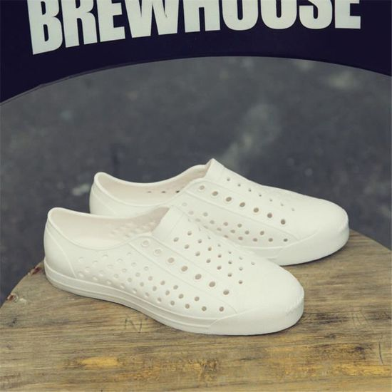 ... Chaussures Confortable Sneakers Taille on Ms Slip Sandale Durable  Personnalité Respirant Extravagant Homme Antidérapant Grande xPzCzqw1E ... 967b5320b4b